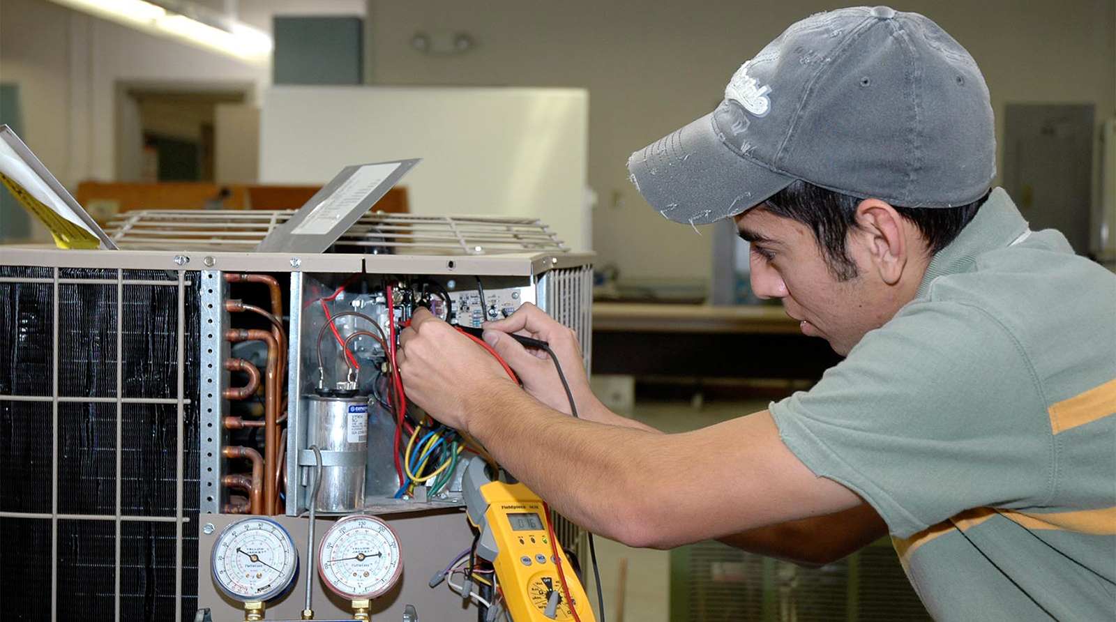 Del Mar College Air Conditioning Applied Technology