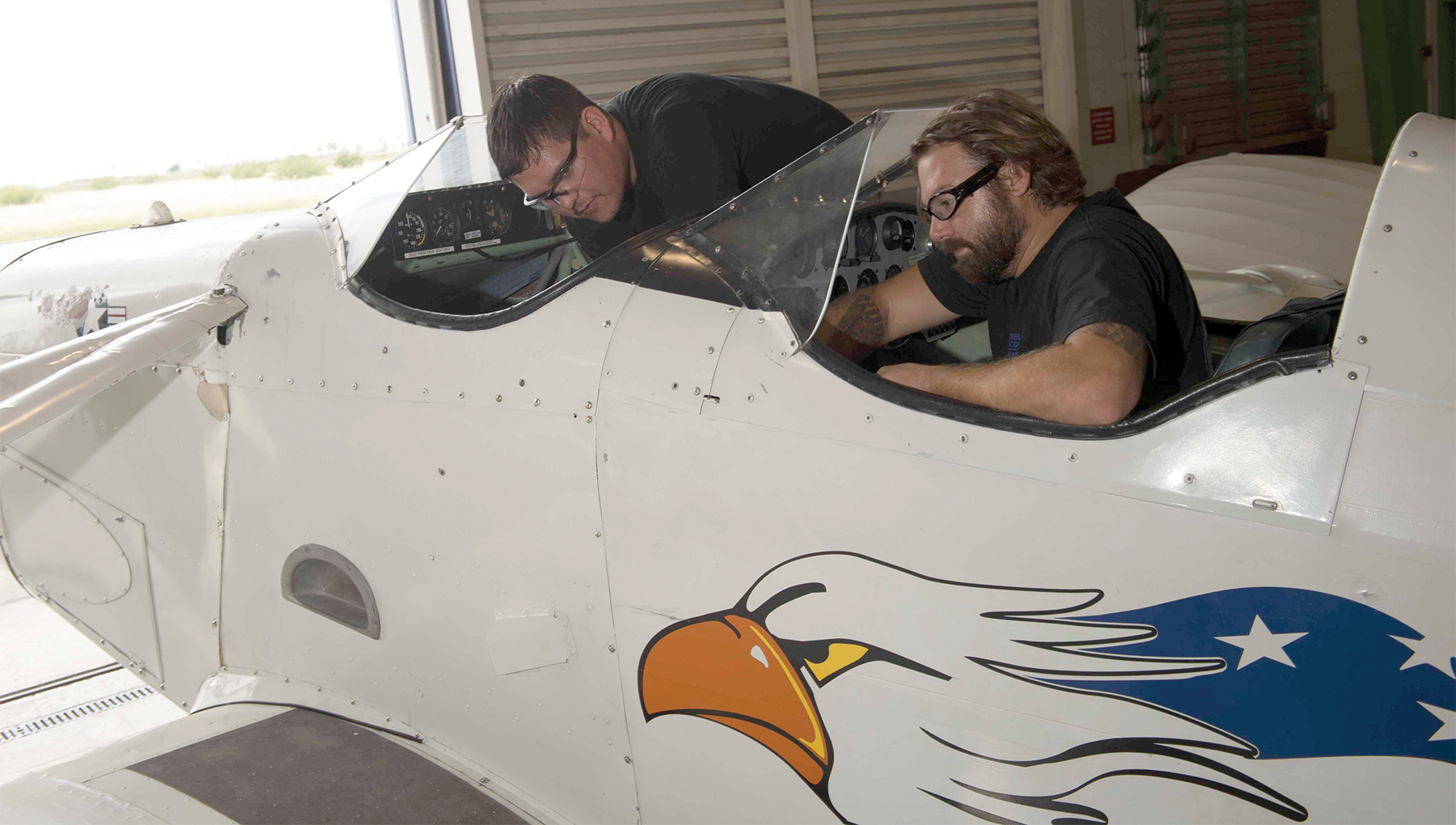 Program Overview Aircraft mechanics and technicians repair
