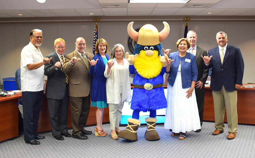 Del Mar College Board Of Regents